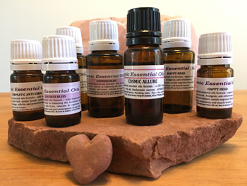 cosmic essential oils blends