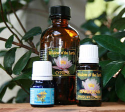 wisdom essential oils