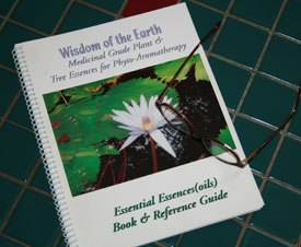 wisdom of the earth essential oil guide